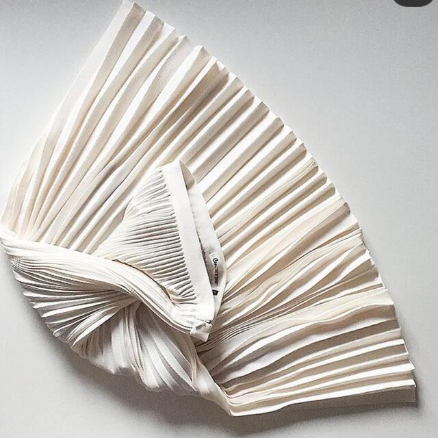 DEUXIEME CLASSE(ドゥーズィエムクラス)のcen.プリーツスカート38 レディースのスカート(ロングスカート)の商品写真