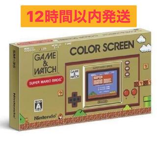 Nintendo Switch - ゲーム&ウォッチスーパーマリオブラザーズ 任天堂