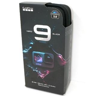 GoPro - GoPro(ゴープロ) HERO9 Black 新品 国内正規品 保証書付き