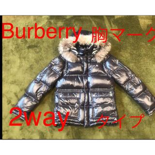 BURBERRY BLACK LABEL - 美品 BURBERRY★バーバリーブラックレーベル ダウン モンクレール