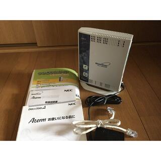 エヌイーシー(NEC)の【Wi-Fiルータ】Aterm WR8300N NEC製 WarpStar(その他)