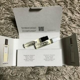 LOEWE - LOEWE ロエベ 香水 サンプル 試供品