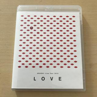 嵐 - 嵐 Blu-ray LOVE 通常盤 ※DVDではありません。