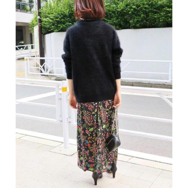 IENA(イエナ)のIENA ラクーンボトルネックプルオーバー レディースのトップス(ニット/セーター)の商品写真