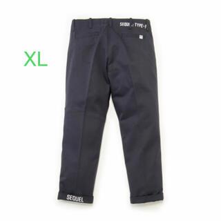 Sequel SQ-20AW-PT04 CHINO PANTS NAVY XL