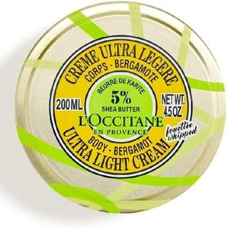 L'OCCITANE - ロクシタン  テ・アールグレイ スノーシア ボディクリーム  200ml
