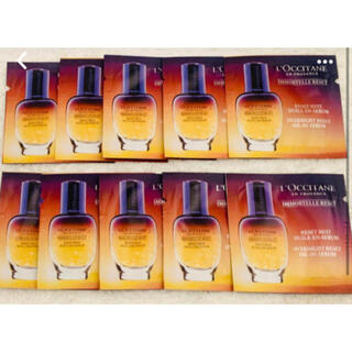 L'OCCITANE - ロクシタン オーバーナイトセラム 美容液 イモーテル