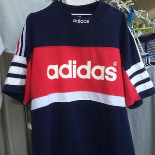 アディダス(adidas)のadidas🍁スウェットTEE(Tシャツ/カットソー(半袖/袖なし))
