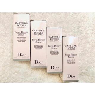 Dior - dior ディオール カプチュール トータル 美容液 サンプル