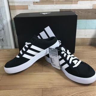 アディダス(adidas)の新品未使用 アディダス スリッポン 26.5cm ブラック 11.27★021(サンダル)