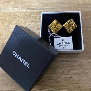 CHANEL - CHANEL シャネル イヤリング フランス製