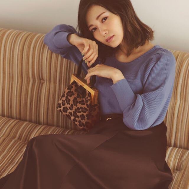 GRL(グレイル)のグレイル 白石麻衣着用 レディースのトップス(ニット/セーター)の商品写真