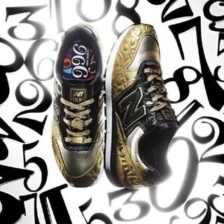 """ニューバランス(New Balance)のFRANCK MULLER × NEW BALANCE CM996 """"GOLD""""(スニーカー)"""