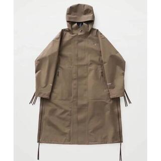 HYKE THE NORTH FACE GTX Long Coat