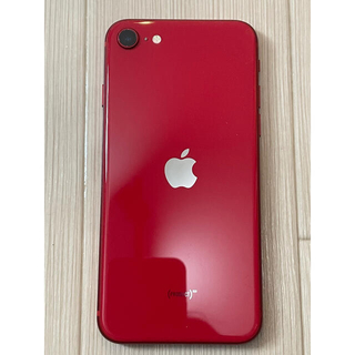 iPhone - iPhoneSE 第2世代 iPhoneSE2 ProductRED 128GB