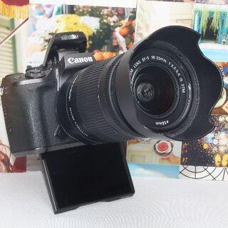 Canon - ❤️予備バッテリー&新品カメラバッグ付き❤️Canon EOS M5❤️