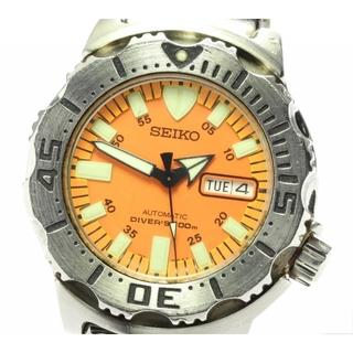 セイコー(SEIKO)のセイコー オレンジモンスター ダイバーズ 7S26-0350 メンズ 【中古】(腕時計(アナログ))