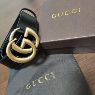 Gucci - GUCCI ベルト【最終値下げ!】