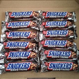 【激安】スニッカーズ カカオストロング12袋 税込1680 円 お菓子詰め合わせ