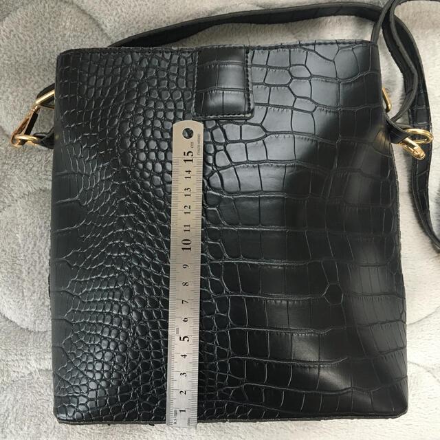 GRL(グレイル)の【GRL】クロコダイル柄バッグ レディースのバッグ(ショルダーバッグ)の商品写真