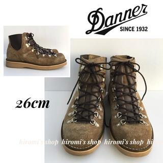 Danner - 【美品】限定品 danner ダナー メンズ ブーツ 26.0cm ブラウン茶色