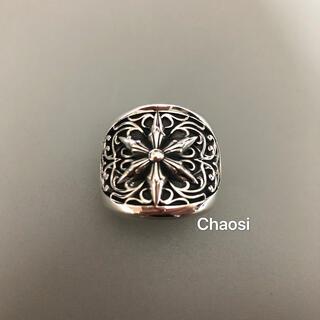 クロムハーツ(Chrome Hearts)のクロムハーツ オーバルスターリング(リング(指輪))