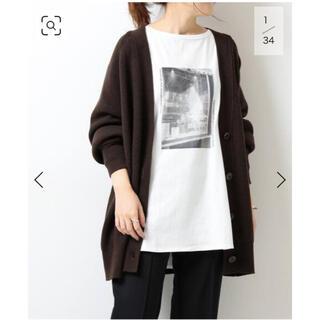 Spick and Span - スピックアンドスパン  フォトロングラウンドTシャツ