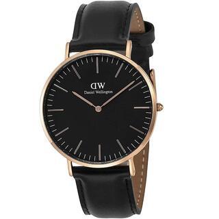 ダニエルウェリントン(Daniel Wellington)の新品 Daniel Wellington 40mm 腕時計 DW00100127(腕時計(アナログ))