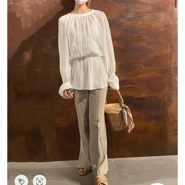 Mila Owen(ミラオーウェン)のMila Owen センターコバフレアパンツ  レディースのパンツ(カジュアルパンツ)の商品写真
