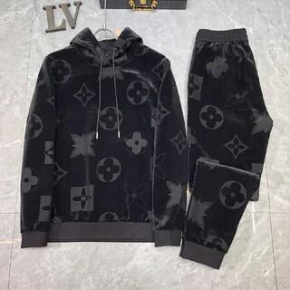LOUIS VUITTON -  (本日の値下げ)Louis Vuitton ジャージ上下セット