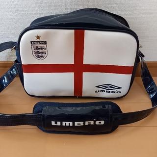 アンブロ(UMBRO)のUMBRO アンブロ ショルダーバッグ ミニショルダーバッグ イングランド代表(その他)