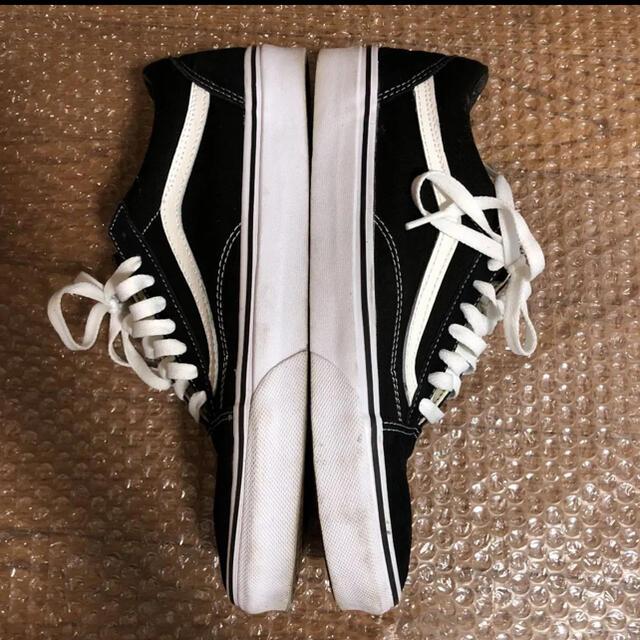 VANS(ヴァンズ)のvans old skool size 27,5 メンズの靴/シューズ(スニーカー)の商品写真