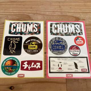 チャムス(CHUMS)のチャムス ステッカー CHUMS(その他)