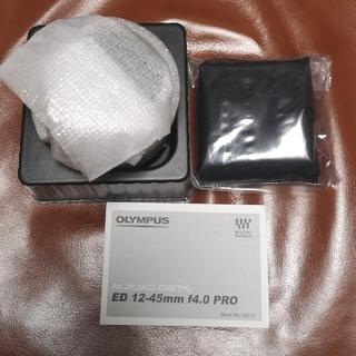 OLYMPUS - オリンパス 標準ズームレンズ M.ZUIKO 12-45mm F4.0 PRO