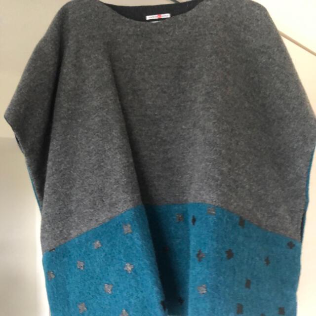 SOU・SOU(ソウソウ)のトップス 重ね着 日本製 レディースのトップス(カットソー(半袖/袖なし))の商品写真