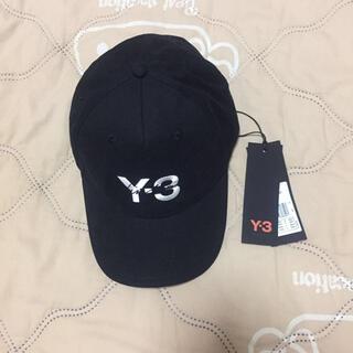 ワイスリー(Y-3)の 人気!男女兼用 y-3 ロゴキャップ帽子(キャップ)