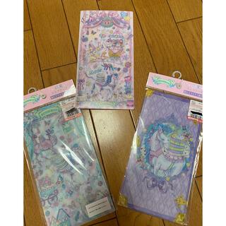 シマムラ(しまむら)のしまむら エコネコ マスクケース 3枚セット、新品(その他)