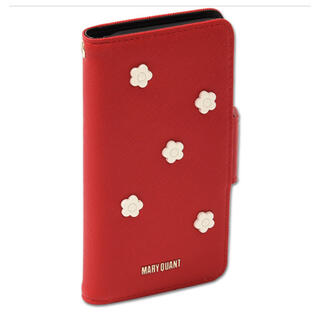 MARY QUANT - MARY QUANT iphoneケース 手帳型ケース 新品・未使用