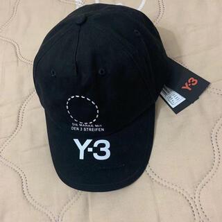 ワイスリー(Y-3)の人気!男女兼用 y-3 ロゴキャップ帽子(キャップ)