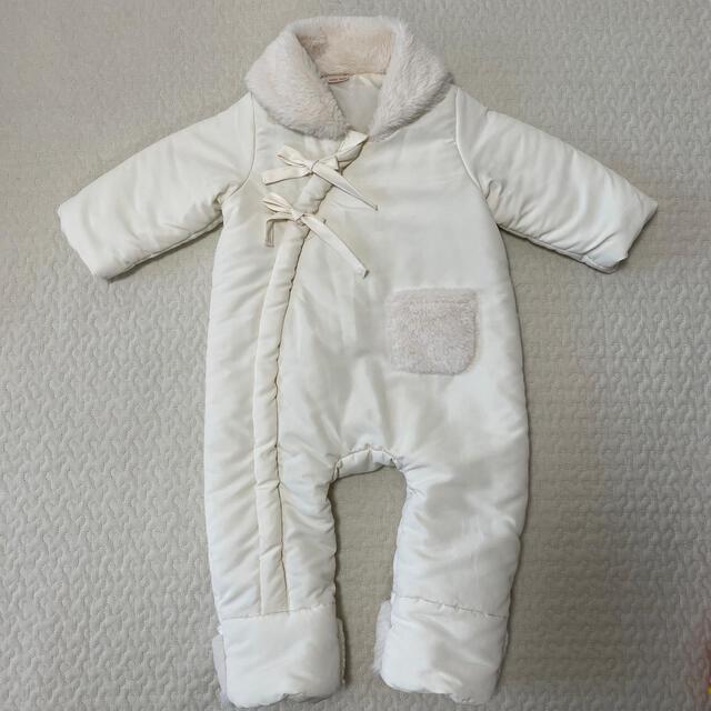 petit main(プティマイン)のプティマイン ジャンプスーツ キッズ/ベビー/マタニティのベビー服(~85cm)(ジャケット/コート)の商品写真
