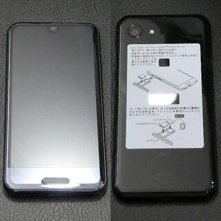 SHARP - 美品 au AQUOS R compact SHV41 ブラック + おまけ
