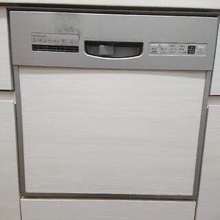 リンナイ(Rinnai)のリンナイ ビルトイン食洗機 ZWPP45R09BDS(食器洗い機/乾燥機)