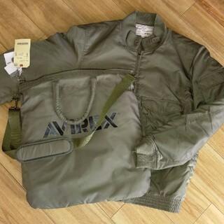 AVIREX - 新品 AVIREX 30THスペシャルJKT ナイロンジャケット バック2点