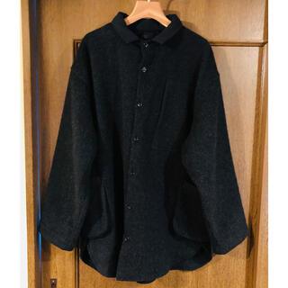 1LDK SELECT - 【美品】porterclassic wool shirt jacket サイズ3