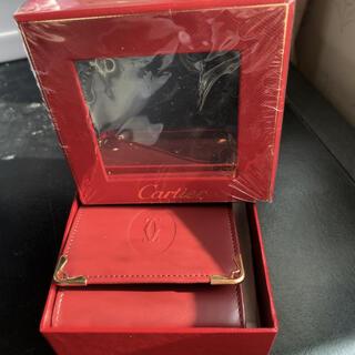 Cartier - Cartier 新品未使用 コインケース