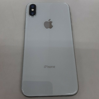 iPhone - iPhoneX 64G ホワイト