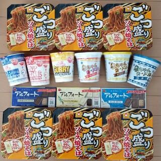 早いものがち♡ 食品詰め合わせ カップ麺 お菓子(インスタント食品)
