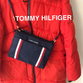 トミーヒルフィガー(TOMMY HILFIGER)のトミー ヒルフィガー ショルダーバッグ サコッシュ  トートバッグブランド 新品(ショルダーバッグ)