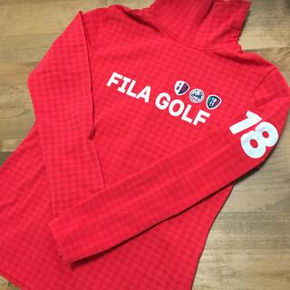 フィラ(FILA)の★FILA GOLFモックネック★(Tシャツ(長袖/七分))