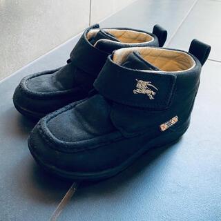 バーバリー(BURBERRY)のバーバリー ブーツ男女兼用18センチ(ブーツ)